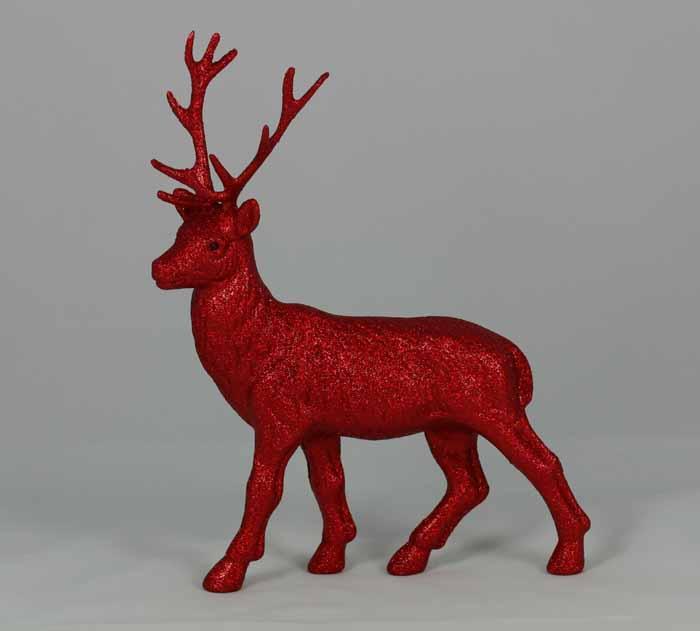 Liza design tischband haarschmuck bastelartikel und for Weihnachtsbaum rot silber
